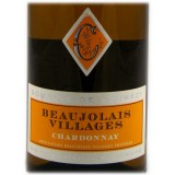 Beaujolais Villages Chardonnay etiquette