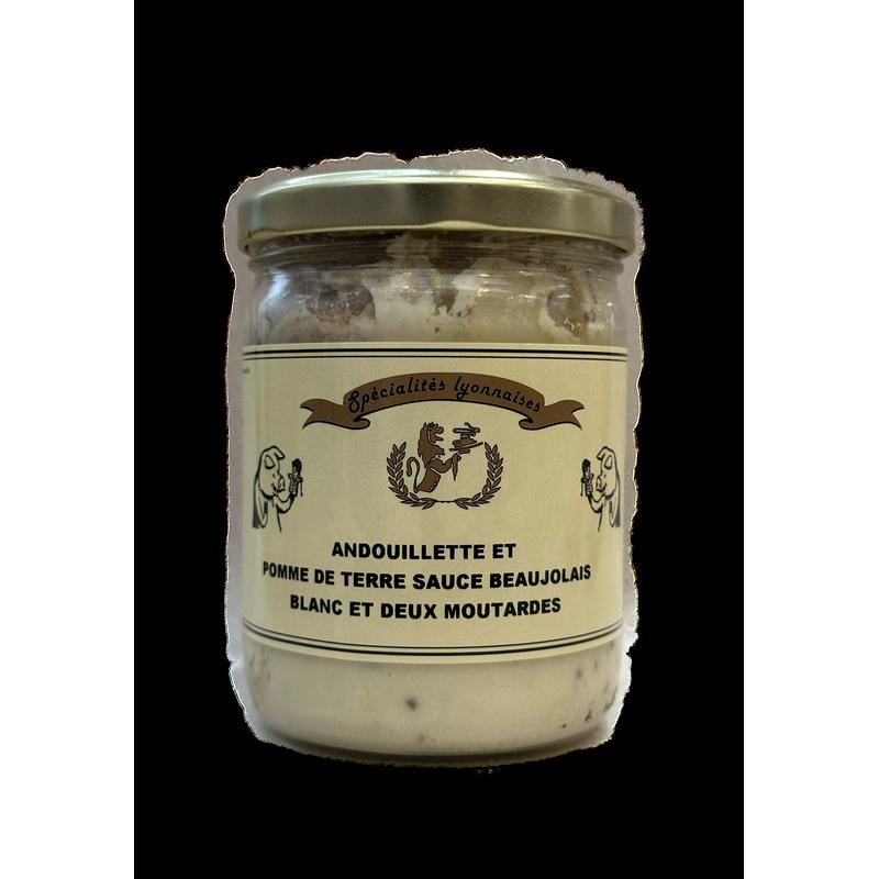 Terrine de campagne au Beaujolais