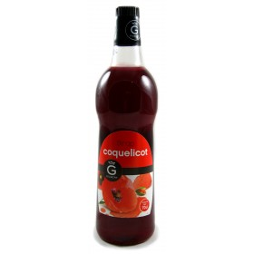Sirop Coquelicot - Gilbert