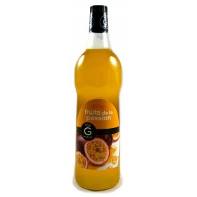 Sirop Fruits de la Passion - Gilbert