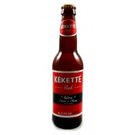 Kekette red, Cassis Citron 33cl